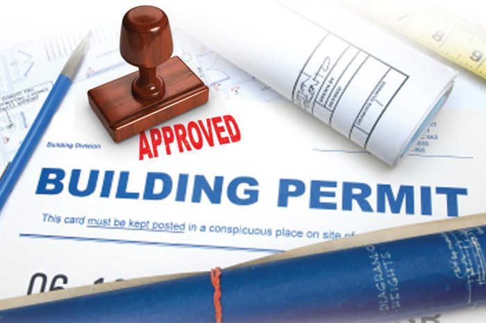 building, codes and permits